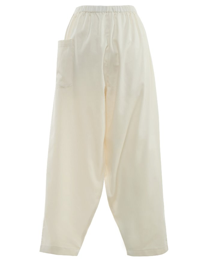 Inner Pants_Organic cotton_ivory