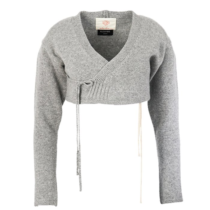 Knit Jeoksam_WC_gray
