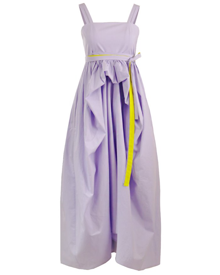 Girdle Sundress_Lavender