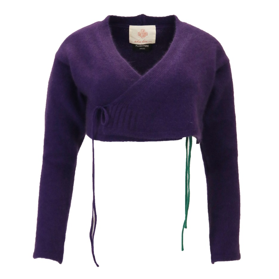Knit Jeoksam_RWN_Purple