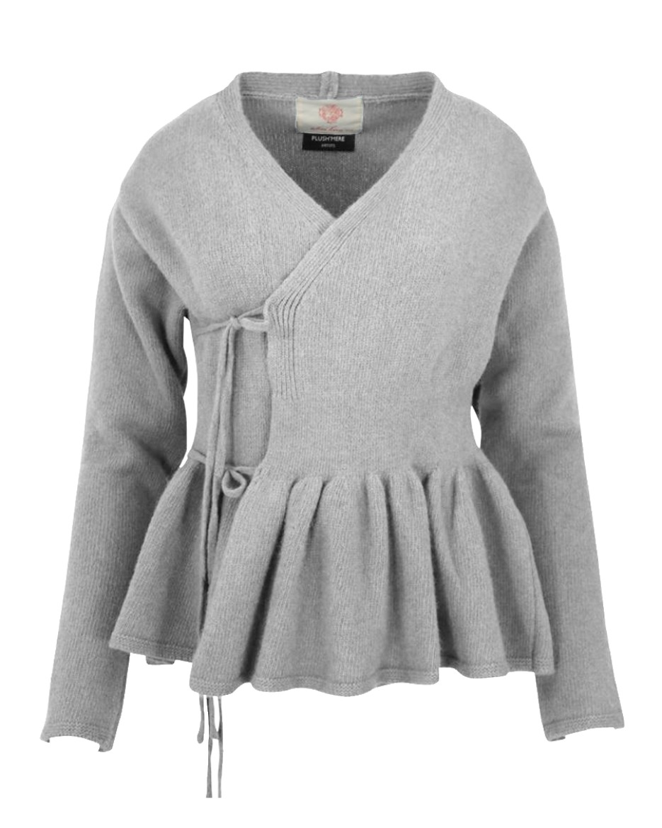 Knit Tutu_light gray