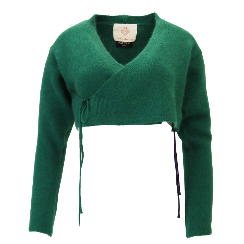 Knit Jeoksam_RWN_Green